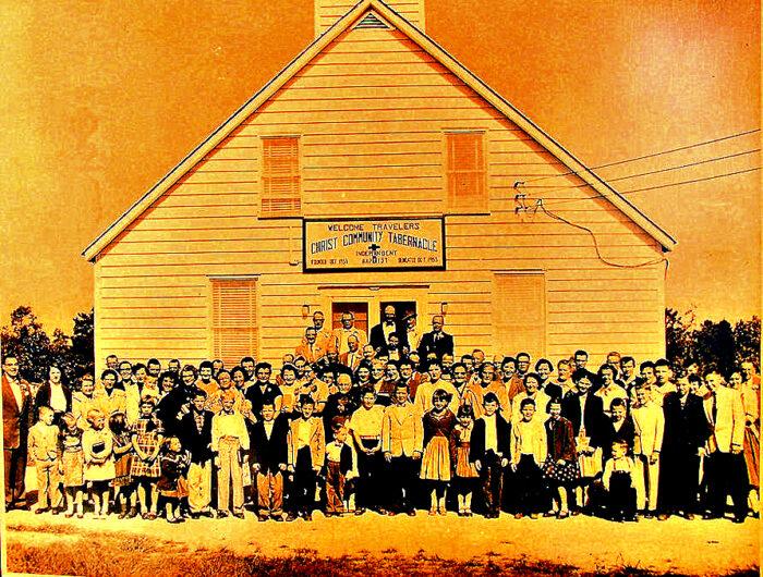 History Christ Community Baptist Tabernacle Newfield Nj